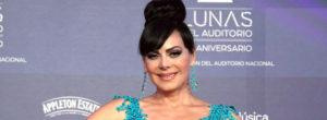 Maribel Guardia sin maquillaje