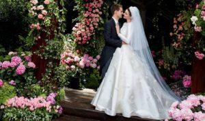 Miranda Kerr boda