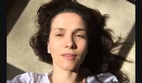 Natalia Oreiro sin maquillar