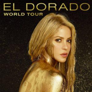 Shakira gira