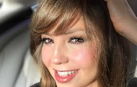 Thalia famosa sin maquillaje
