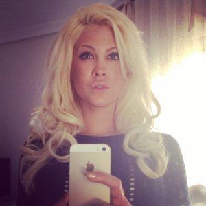 Ylenia Padilla sin maquillar