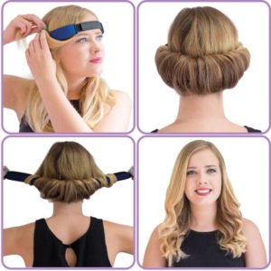 Hacer ondas en pelo corto sin calor