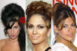 peinados años 60 famosas