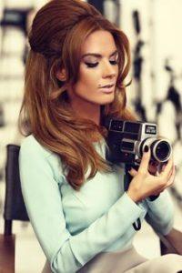 peinados años 60 fotos