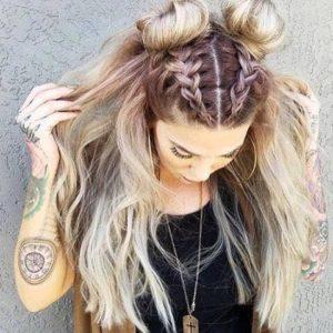peinados de moda tumblr