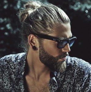 peinados hipster recogidos