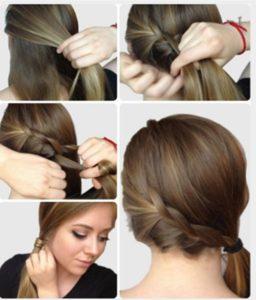 peinados pelo largo mujeres