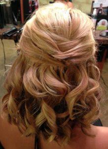 peinados-semirecogidos media melena