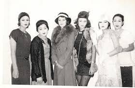 vestimenta años 20