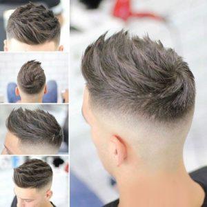 high fade corte de pelo hombres