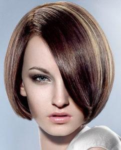 cortes de pelo mujer corto bob clasico