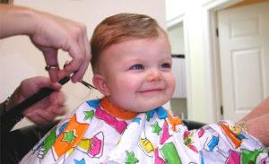 cortes de cabello para bebes