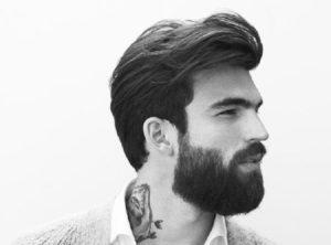 cortes de pelo corto con tupe para hombres