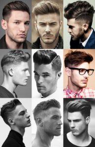 cortes de pelo corto hombres