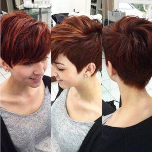 cortes de pelo corto mujeres