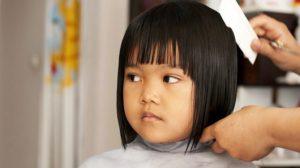cortes de pelo en niñas