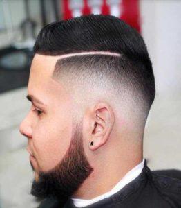 cortes de pelo hombres figura geometricas
