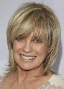 cortes de pelo mujer de 60 años media melena