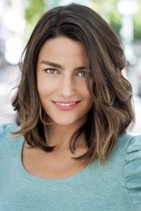 cortes de pelo mujer media melena a capas