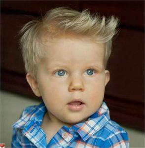 cortes de pelo para niños bebés