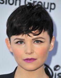 cortes de pelo corto para rostros redondos