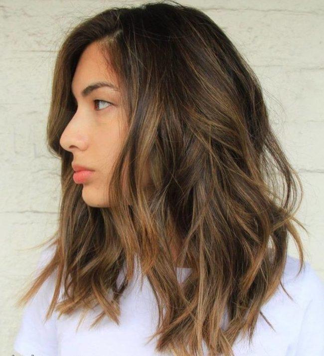 reflejos para el pelo