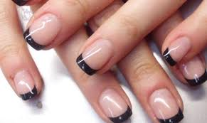 como pintarse las uñas a la francesa