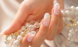 como pintarse las uñas para novias