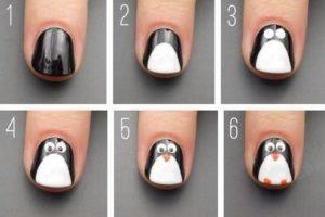 diseños de uñas hello kitty