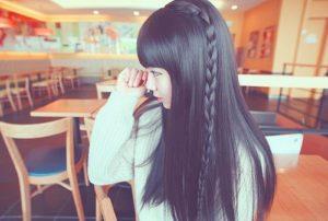 Algunos peinados kawaii