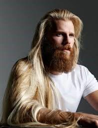 Barba de los vikingos