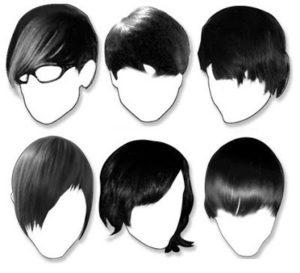 Cómo tener un peinado emo