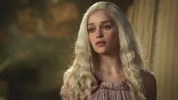 Cabello suelto Daenerys