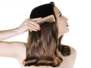 Cepillar todos los días el cabello
