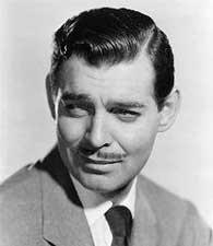 Clark Gable peinado
