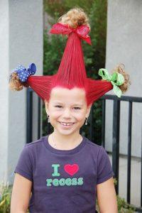Día del cabello loco