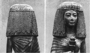 Egipto peinados