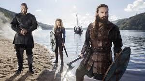 Guerreros vikingos