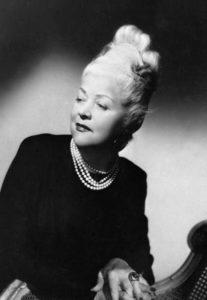 Iconos de la moda años 30 Nina Ricci