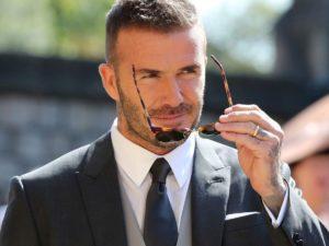 Influencia de David Beckham