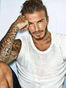 Looks de Beckham