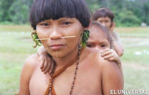 Los Yanomamis