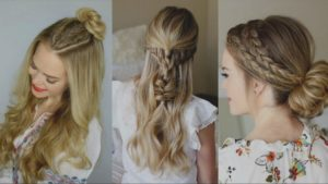 Los peinados dependen del largo de tu cabello
