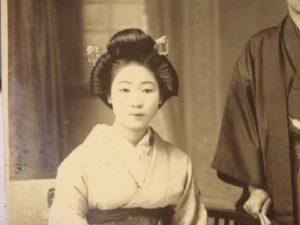 Los peinados japoneses y sus comienzos en el siglo XIX