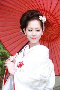 Moda antigua en Japón