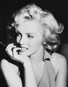 Paso a paso ondas al agua de Marilyn