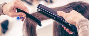 Paso a paso peinado con plancha