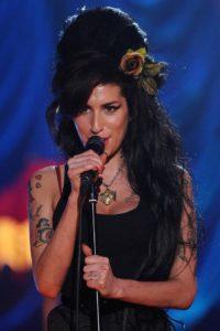Peinado al estilo Amy Whinehouse