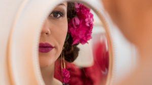 Peinado de flamenca paso a paso